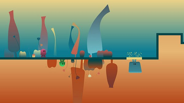 Cooperative Puzzle-Platformer ibb and obb Announced For PSN