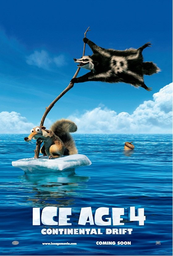 Ice Age: Continental Drift Review
