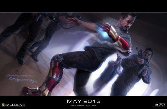 "Robert Downey Jr. Talks ""Radically Changing"" Tony Stark In Iron Man 3"