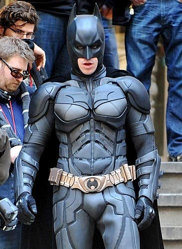War On Gotham: New Set Photos From The Dark Knight Rises