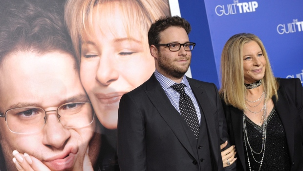 Press Conference Interview With Barbara Streisand, Seth Rogen And Anne Fletcher On The Guilt Trip