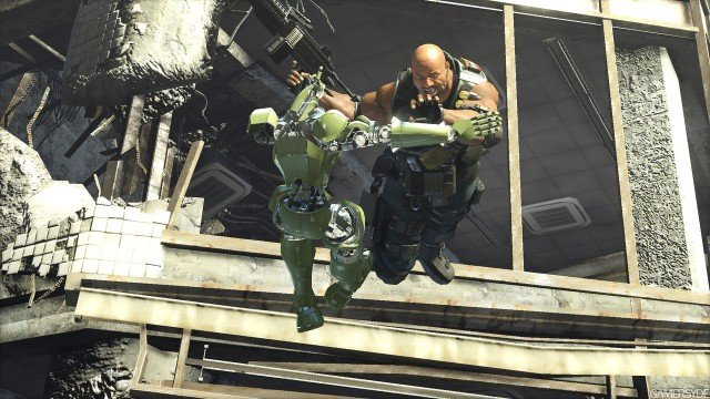 Binary Domain Receives First Gameplay Trailer