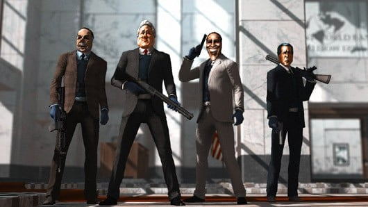 Payday: The Heist Receives A Free Update
