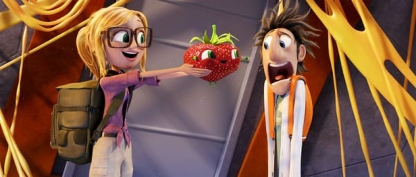images31 Roundtable Interview With Bill Hader, Anna Faris, And Benjamin Bratt On Cloudy With A Chance Of Meatballs 2