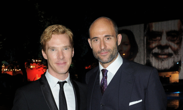 Mark Strong Will Play The Imitation Game With Benedict Cumberbatch