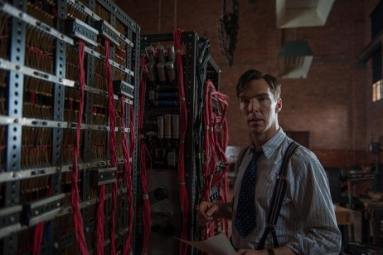 Benedict Cumberbatch Gets Cracking As Alan Turing In First Photo From The Imitation Game