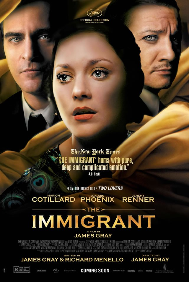 The Immigrant Review