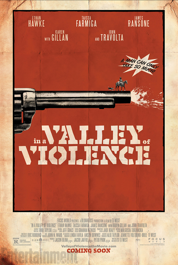 In A Valley Of Violence Review [SXSW 2016]
