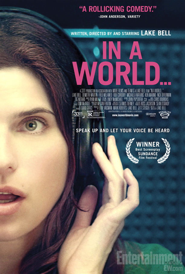 In A World... Review