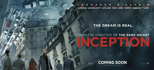 Brand New Inception News From Warner Bros.