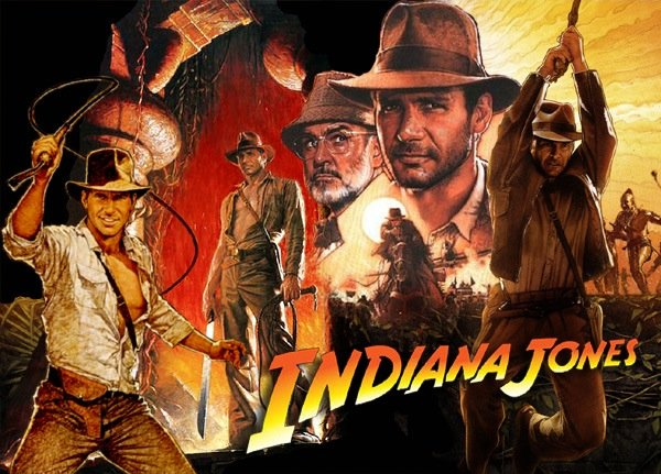 indianajones collage The Top Ten Greatest Indiana Jones Scenes