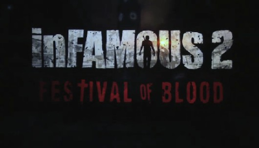 Cole Becomes An Electrified Vampire In inFAMOUS 2: Festival Of Blood