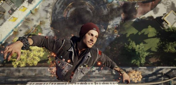 inFAMOUS: Second Son Trailer Looks inFAMOUSy