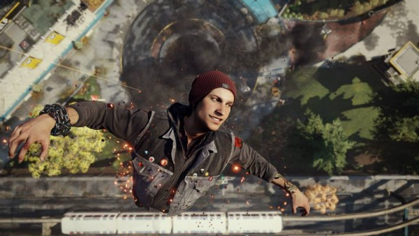 New Screens For inFamous: Second Son Showcase A Neon-Clad Seattle
