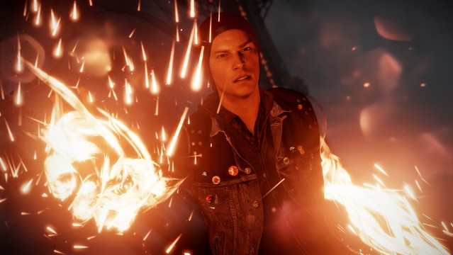 inFAMOUS: Second Son Getting New Options Via Upcoming Patch