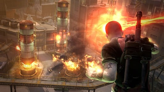 inFAMOUS 2 Hands-On Preview