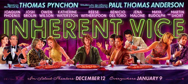 Check Out Five Slick, Sexy Character Posters For Inherent Vice