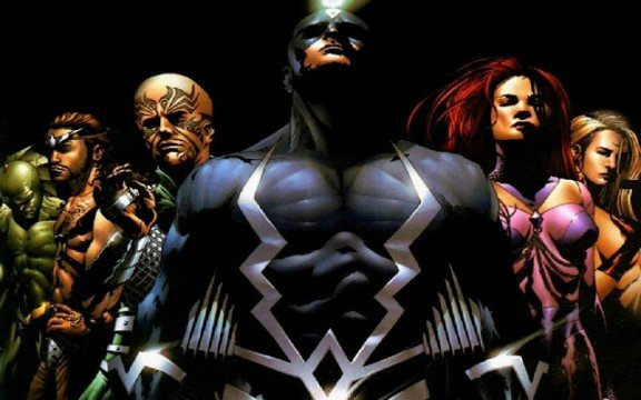Marvel Is Moving Forward With An Inhumans Film