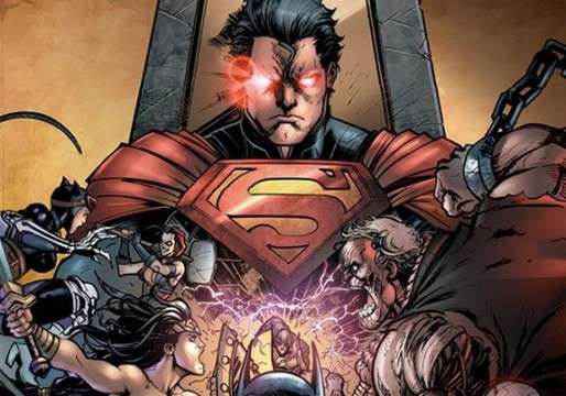 Justice League: Gods And Monsters Chronicles Animated Series Coming To Machinima In 2015