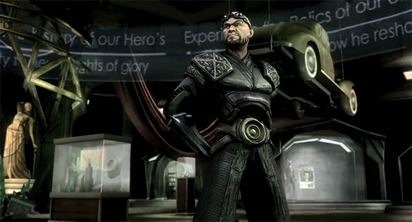 See General Zod Fight In This New Injustice: Gods Among Us Video
