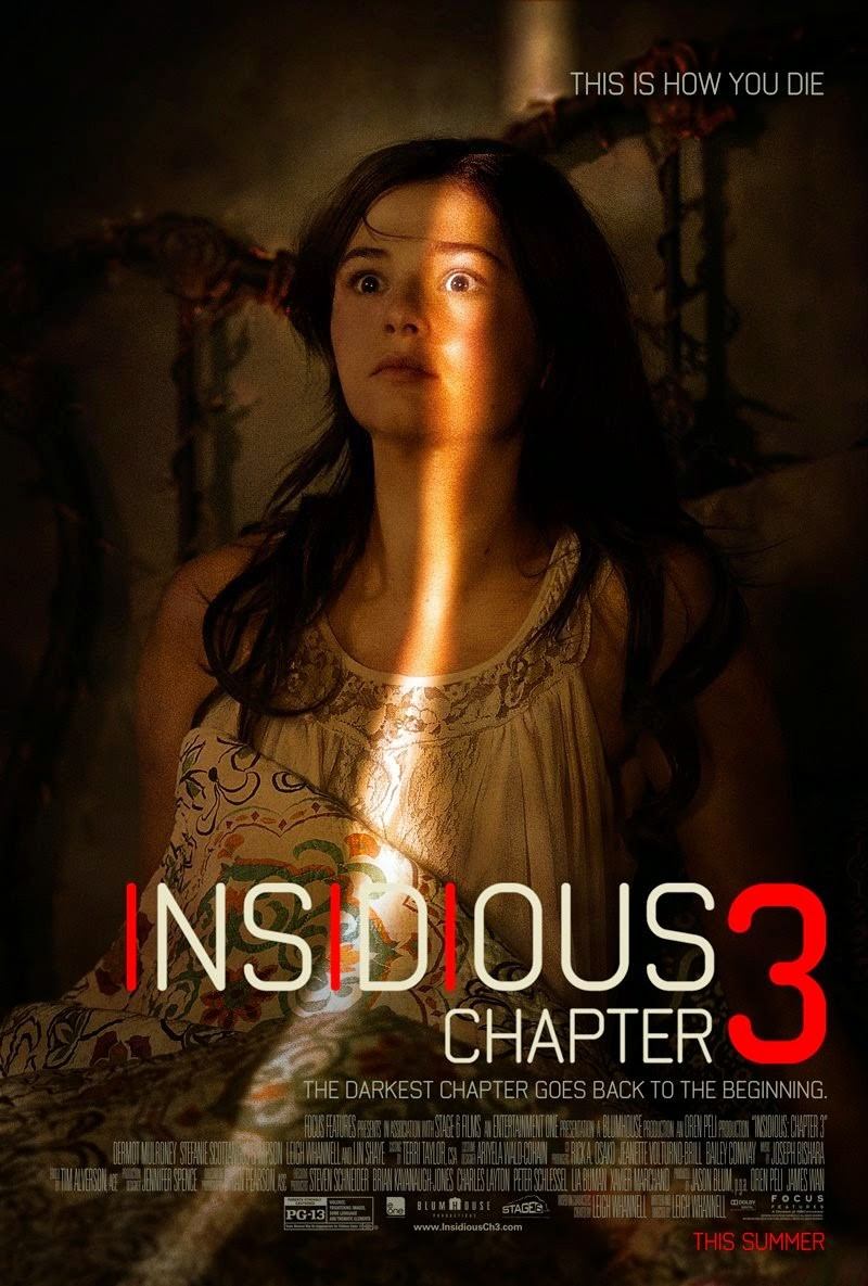 Insidious: Chapter 3 Trailer Will Tear Your Soul Apart