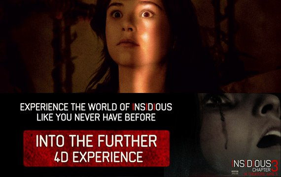 Want To Head Into The Further? Now You Can Thanks To A Brand New 4D Experience!