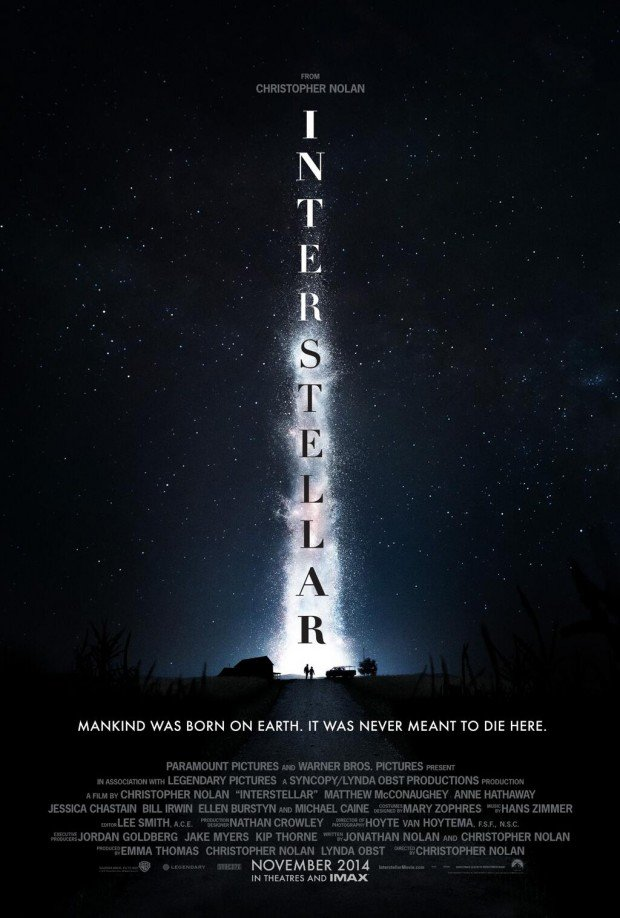 Next Interstellar Trailer To Debut With Godzilla, New Poster Arrives