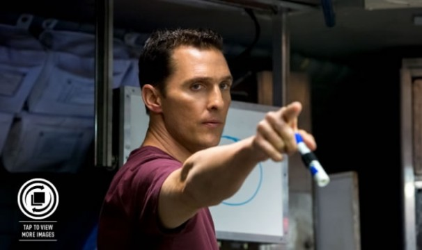Check Out New Images From Interstellar, The Movie That Will Go On Forever