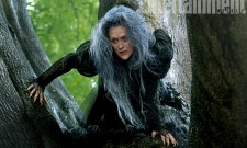 First Pics Of Meryl Streep, Chris Pine, And More As Into The Woods Begins Filming