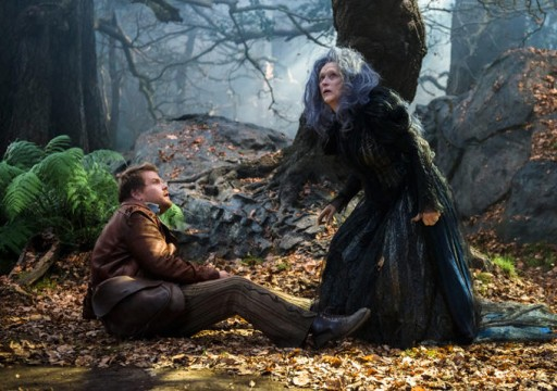 into the woods real