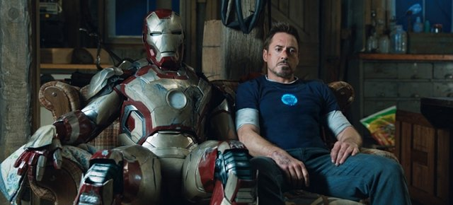 iron man 3 tony stark robert downey jr A Completely Arbitrary Ranking Of The 8 Movies In The Marvel Cinematic Universe