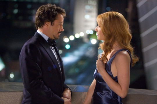 iron man movie 2008 robert downey jr and gweynth paltrow 540x360 We Got This Covereds Top 50 Comic Book/Superhero Movies