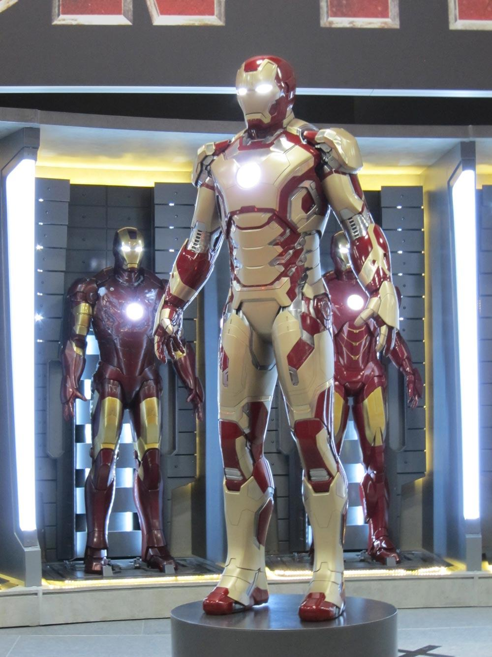 upgraded armor for iron man 3 revealed