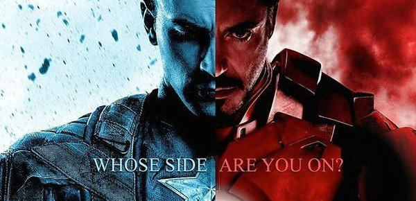 Expect A Sibling Rivalry With Captain America: Civil War