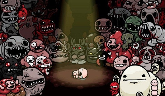 The Binding Of Isaac: Rebirth Set For Release In November