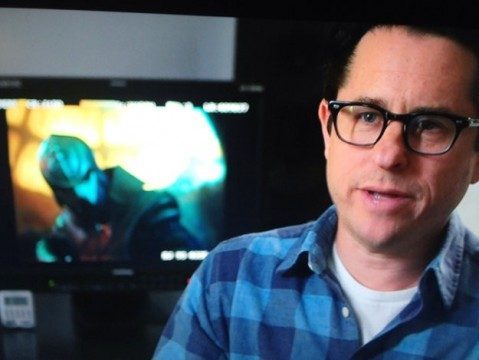 J.J. Abrams Beams Up Klingon In Star Trek 2