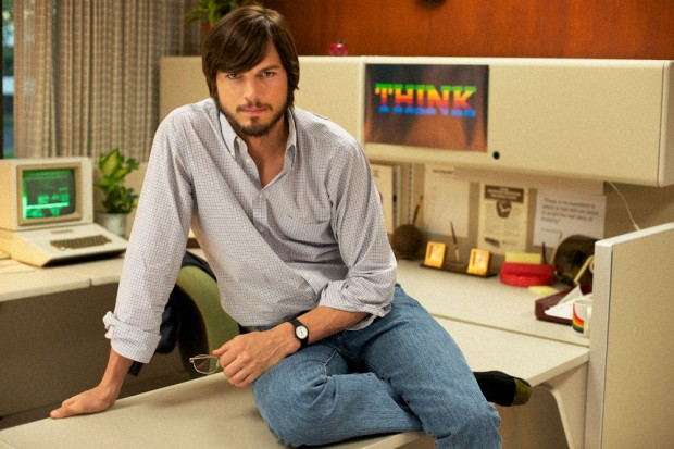 Here's The First Official Image Of Ashton Kutcher As Steve Jobs