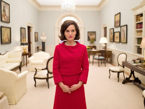 Get Your First Look At Natalie Portman As Jackie Kennedy