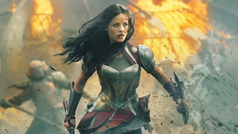 Jaimie Alexander Isn't Sure If She'll Be Back For Thor: Ragnarok
