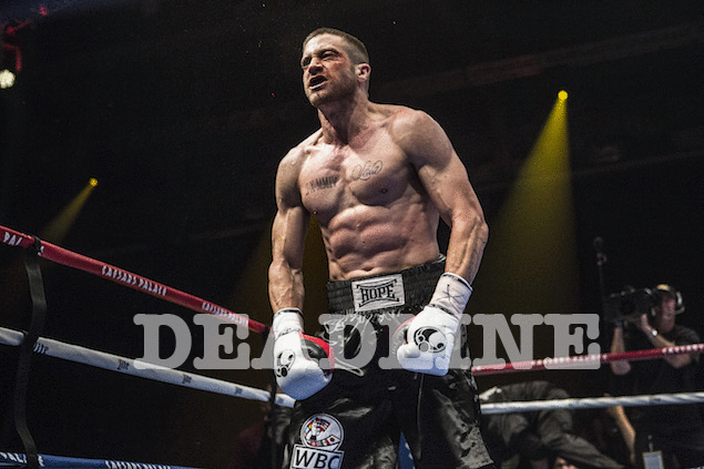 Jake Gyllenhaal Is Unrecognizable And Completely Ripped In First Southpaw Image