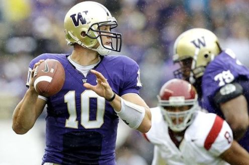 Jake Locker Could Fall To New England
