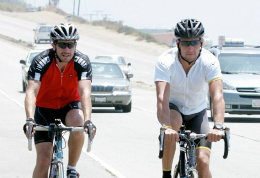 %name Five Actors Who Could Star In A Lance Armstrong Film
