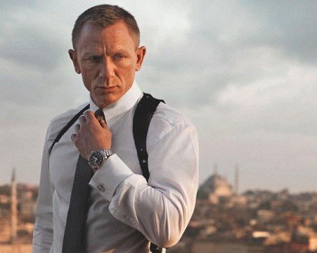 First Teaser Trailer For Bond 24, Now Titled Come And Dive