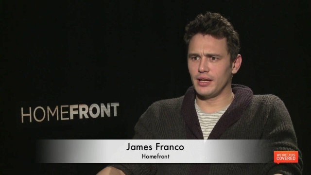 Exclusive Video Interview With James Franco On Homefront