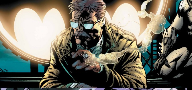 Rumor: Commissioner Gordon Will Appear In Batman V Superman: Dawn Of Justice