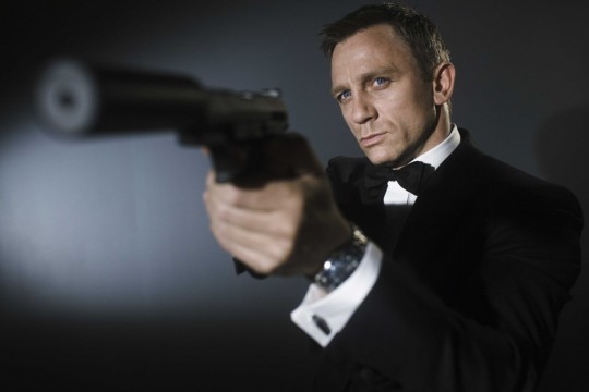"Bond 23 Is ""Back On"" According To David Arnold"