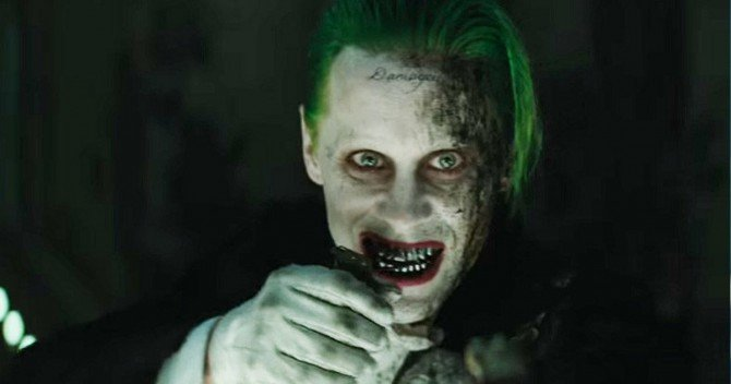 "Suicide Squad: Jared Leto Continues To Peel Back The Layers Of ""Intoxicating"" Joker"