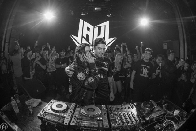 "Jauz And Aryay Tease Remix Of Skrillex's ""Stranger"""