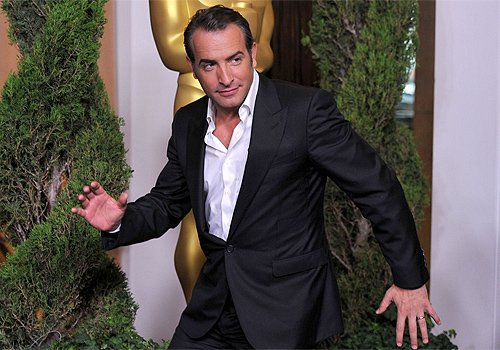Jean Dujardin May Become One Of The Monuments Men For George Clooney