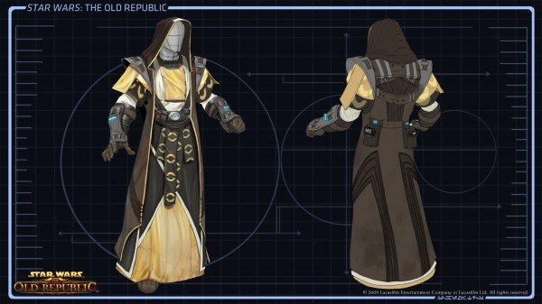 Star Wars: The Old Republic Jedi Consular Trailer Emerges